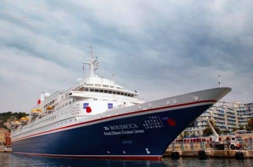 © Fred. Olsen Cruise Lines