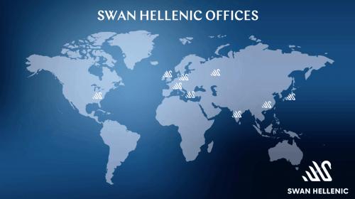 Standorte von Swan Hellenic / © Swan Hellenic