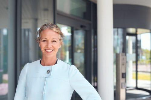 Hedda Felin wird neue CEO bei der Hurtigruten / © Hurtigruten
