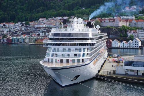Viking Sky in Bergen © www.kreuzfahrt-aktuelles.de