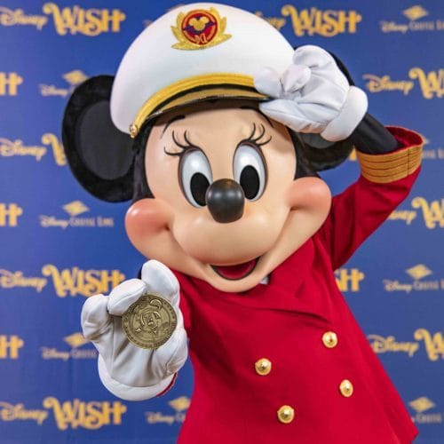 © Disney Cruise Line
