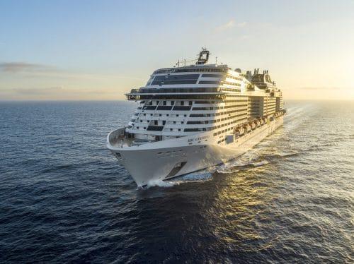 MSC Grandiosa © MSC Cruises