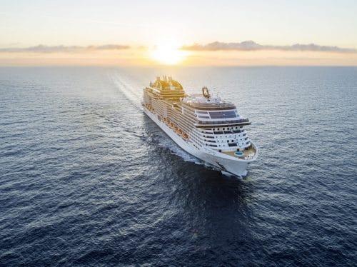 MSC Virtuosa © MSC Cruises