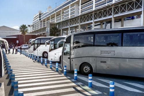 Spain, Barcelona Cruise Terminal