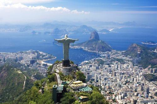 Brazil, Rio de Janeiro - © Christ the Redeemer / MSC Cruises