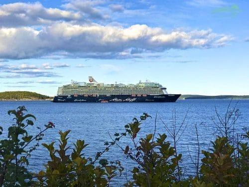 Mein Schiff 6 Bar Harbor