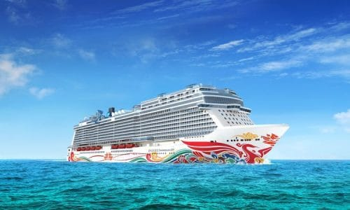 Norwegian Joy / © Norwegian Cruise Line