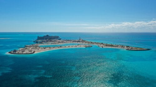 Ocean Cay © MSC Cruises