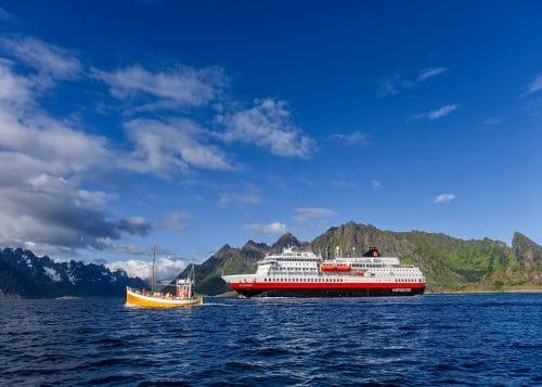 MS Otto Sverdrup / © Hurtigruten