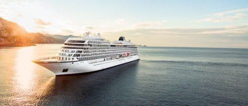 Viking Sun baugleiche Schwester der Viking Orion / © Viking Ocean Cruises