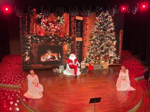 Weihnachtsgala Kinder AIDAperla