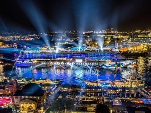 AIDAprima bei den Cruise Days 2017 / ©AIDA Cruises