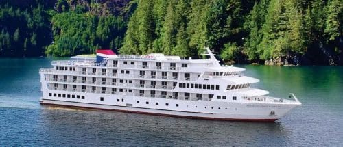 American Constellation © American Cruise Lines