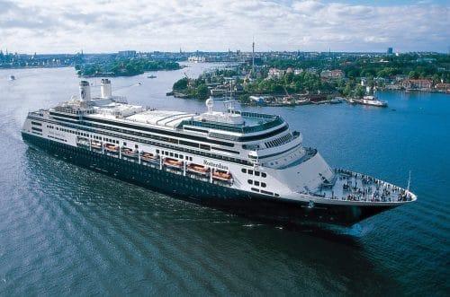 Künftige MS Borealis - hier noch als MS Rotterdam