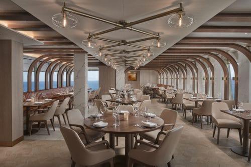 Onda By Scarpetta Restaurant / ©Norwegian Cruise Line