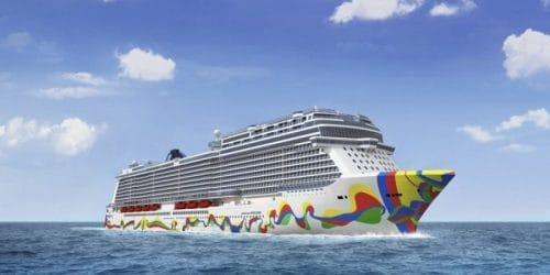 Norwegian Encore / © Norwegian Cruise Line