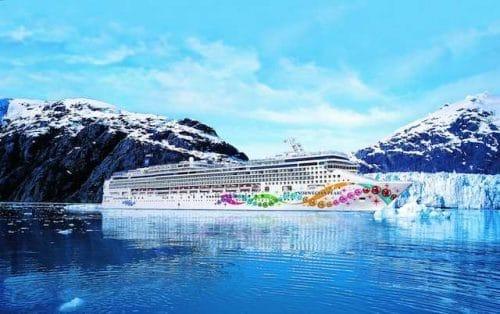 Norwegian Pearl in Alaska / © Norwegian Cruise Line