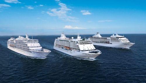Flotte von Regent Seven Seas / © Regen Seven Seas Cruises